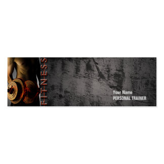 Fitness - Business Card
