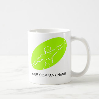 Fitness Business Mug - Light Green