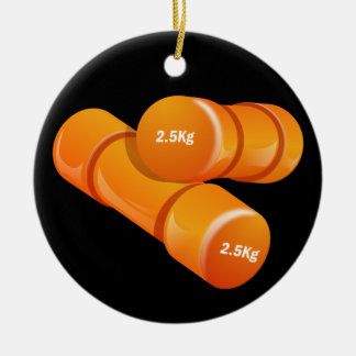 Fitness! by SRF Christmas Tree Ornaments