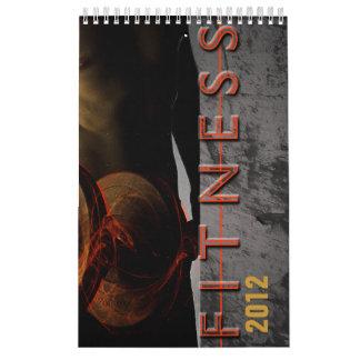 Fitness - Calendar Small