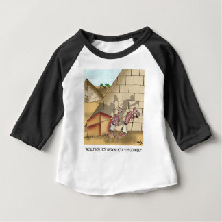 Fitness Cartoon 9520 Baby T-Shirt