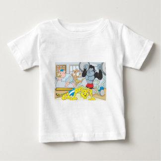 Fitness Center for Men Baby T-Shirt