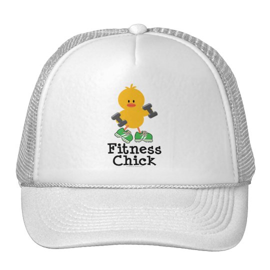 Fitness Chick Hat