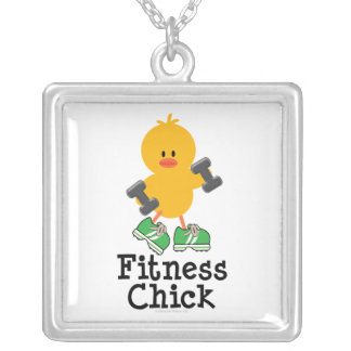 Fitness Chick Necklace
