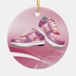 Fitness! Christmas Tree Ornaments