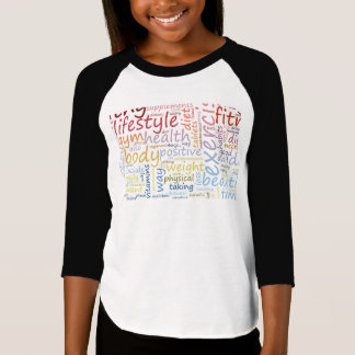 Fitness Concept for Weight Loss and Health T-Shirt