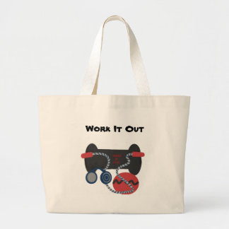 Fitness Devices Tote