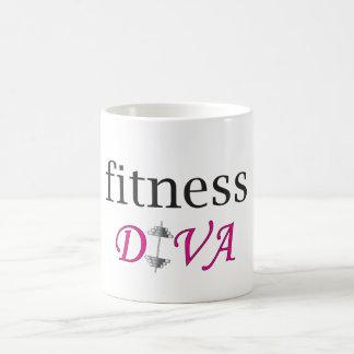 Fitness Diva Mug