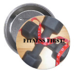 Fitness first Button