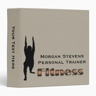 "Fitness - Fitness Pose Binder 1.5"""