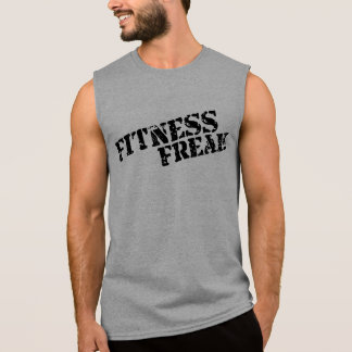 Fitness Freak Avoid Men's Workout Sleeveless Shirts