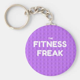 Fitness Freak Keychain