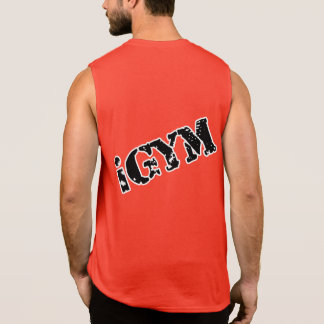 Fitness Freak Men's Ultra Sleeveless T-Shirt