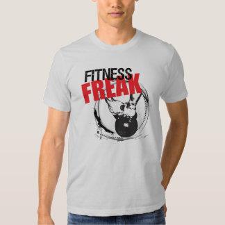 Fitness Freak Tee Shirt