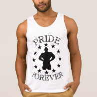 Fitness GYM and Bodybuilding Pride Forever Tanks