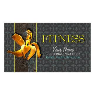FITNESS III - Business Card