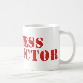 Fitness Instructor/Red Coffee Mug