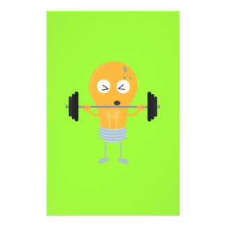 Fitness light bulb with weight Z1zu3 Flyer