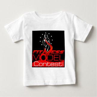 Fitness-Model Baby T-Shirt
