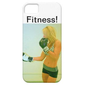 Fitness model boxing case