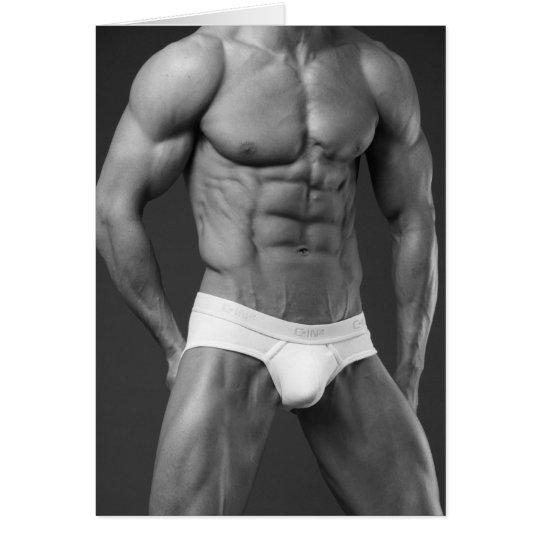 Fitness Model Notecard #3