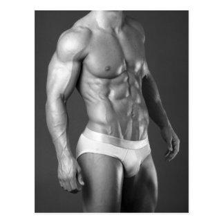 Fitness Model Postcard #2