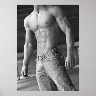 Fitness Model Poster #13