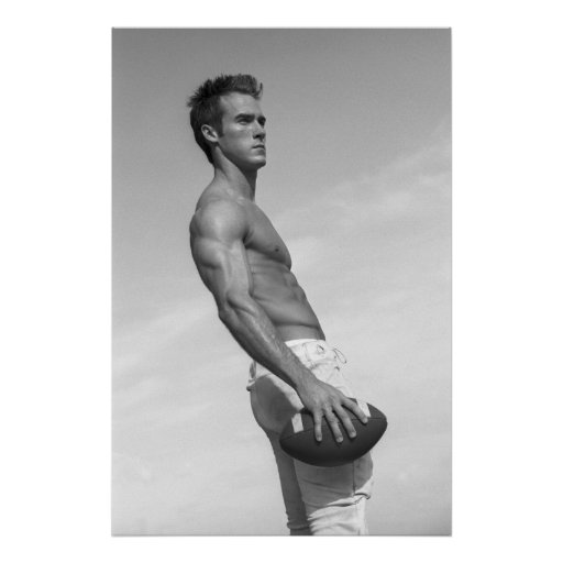 Fitness Model Poster #6890