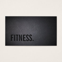 Fitness Business Cards Fitness Business Card Templates - Fitness business card template
