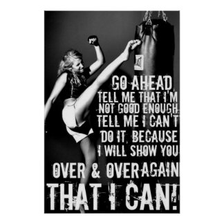 Fitness Motivation Posters