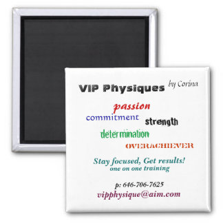 Fitness Motivational Magnet