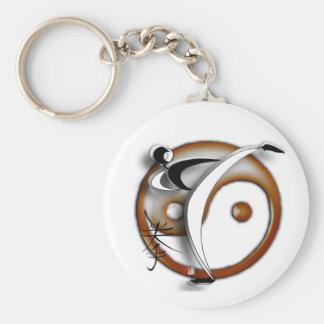 Fitness Motivators New Logo Design Keychain