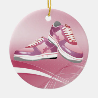 Fitness! Christmas Tree Ornaments