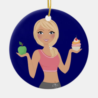 Fitness! Christmas Ornaments