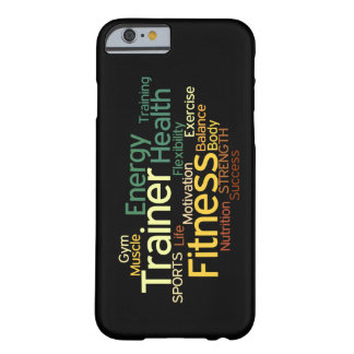 Fitness/Personal Trainer iPhone 6/6s case