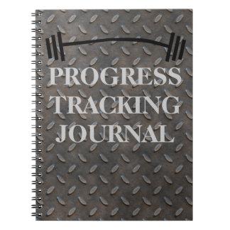 FITNESS PROGRESS TRACKING JOURNAL