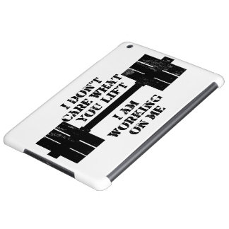 Fitness Self Motivation iPad Air Cover