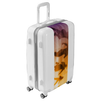 Fitness Technology and Sports Monitoring Data Luggage