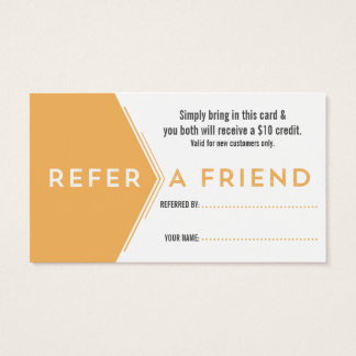Gym Referral Business Cards & Templates | Zazzle