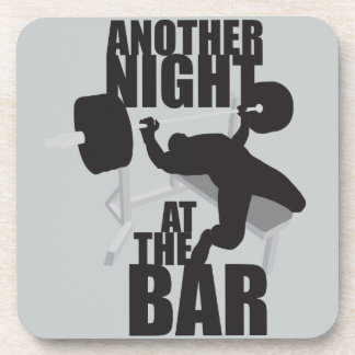 Fitness Workout Gym Motivation Coaster