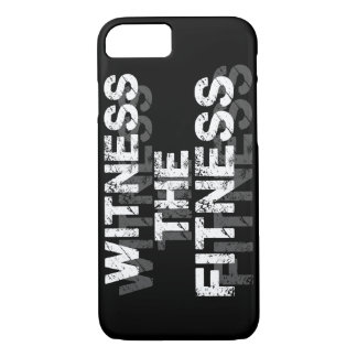 Fitness Workout Gym Motivation iPhone 8/7 Case