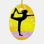 Fitness! Yoga - SRF Ornament