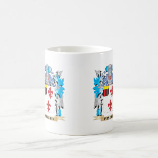 Fits-Chen Coat of Arms - Family Crest Coffee Mug
