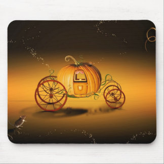 Fits with body of Halloween - Mouse Pads