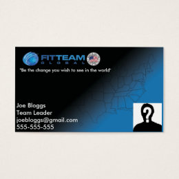Mlm business cards templates zazzle fitteam business card colourmoves Gallery