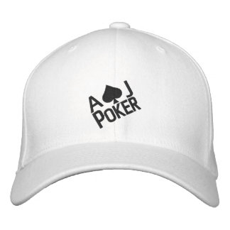 Fitted embroidery Flex-fit cap Embroidered Hat