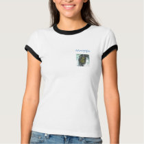 Fitted Ladies' Ringer T-Shirt