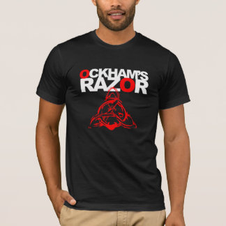 Fitted Ockham's Razor Celtic Knot shirt