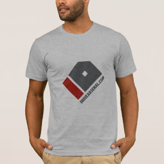 Fitted Slant T T-Shirt