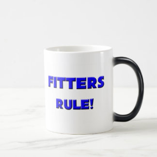 Fitters Rule! Magic Mug